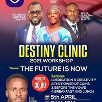 Destiny Clinic 2021 Workshop