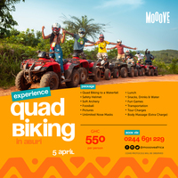 Experience Quad Biking