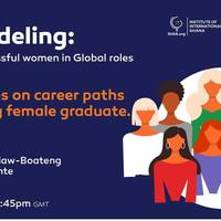 Role Modelling: Showcasing successful women in Global roles