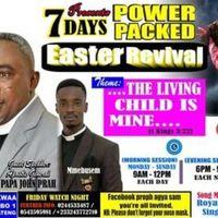 Easther Revival By Prophet Agya Sam And Apostle John Prah