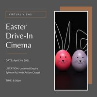 Easter Drive-In Cinema