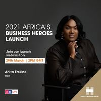 2021 Africa's Business Heroes Launch