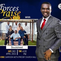 Forces Praise 2021 with Minister Joe Mettle
