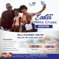 Easter Holiday Cruise Adventure
