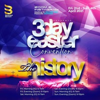 Three(3) Day Easter Convention