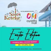 Oyarifa Mall Goods Market (Easter Edition)