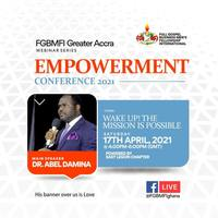 EMPOWERMENT CONFERENCE 2021