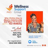 Wellness Support With Ariel