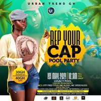 Rep Your CAP POOL PARTY