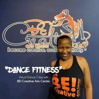 """""""Dance Fitness"""" (Virtual Dance Class)"""