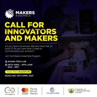 Call For Innovators and Makers