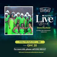 Live Band with Dromo Naa Band