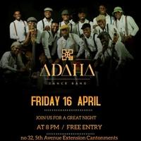 Adaha Dance Band Live @ The Gold Coast Restaurant