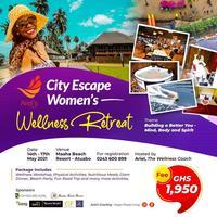 City Escape Women's Wellness Retreat