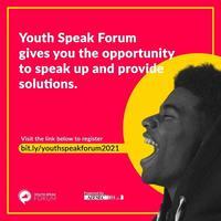 Youth Speak Forum 2021