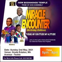 MIRACLE ENCOUNTER