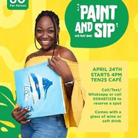 PAINT and SIP with PAINT BOIRE