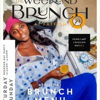 The Weekend Brunch At FatFish