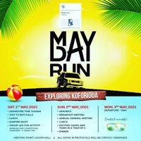 MAY DAY RUN - BMW CLUB GHANA