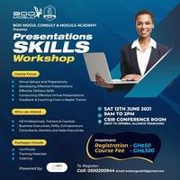 Presentation Skills Masterclass