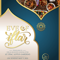 Eve of Iftar