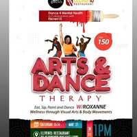 ARTS & DANCE THERAPY