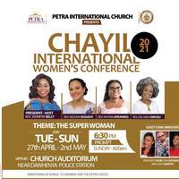 Chayil International Women's Conference 2021