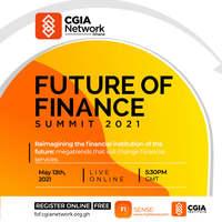 Future Of Finance Summit 2021