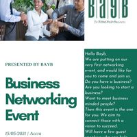 BAYB - Be About Your Business