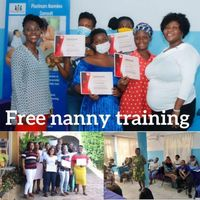 Free Nanny Training-Jobs available after training