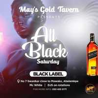 All Black Saturday