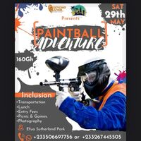 PaintBall Adventure