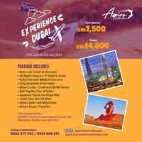 Experience Dubai 2021 by Aspire Destinations