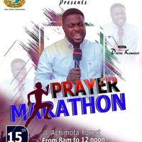 Prayer Marathon