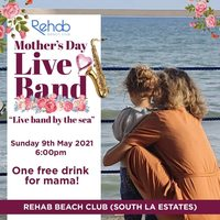 Mother's Day Live Band
