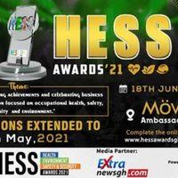 HESS AWARDS 2021