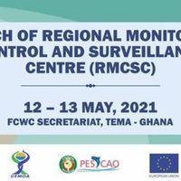 Launch Ceremony of Regional MCS Centre (RMCSC)