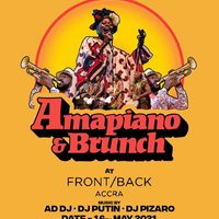 Ampiano & Brunch at FrontBack Accra