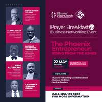 The Phoenix Entrepreneur: RISING FROM THE ASHES
