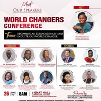 THE WORLD CHANGERS CONFERENCE