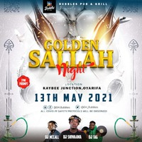 GOLDEN SALLAH Night