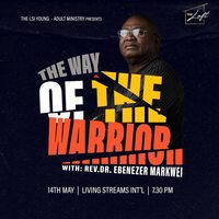 The Way Of The Warrior: With Rev. Dr. Ebenezer Mar
