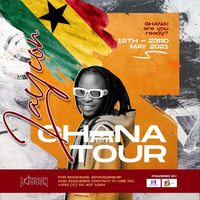 Laycon Ghana Tour