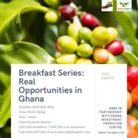 Real Opportunities in Ghana