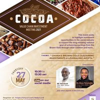 COCOA Value Chain Investment Meeting 2021