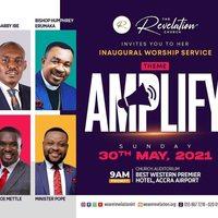 AMPLIFY - Inaugural Worship Service