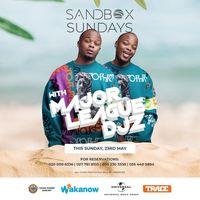 Major league DJs live at Sandbox