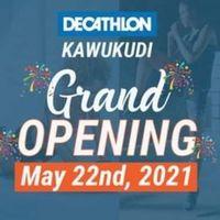 Kawukudi Store Opening