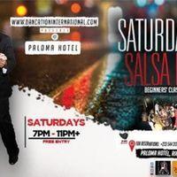 Dancation International Saturday Salsa Nights