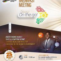 GIPC CEOs' Breakfast Meeting